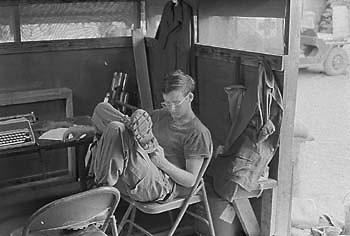 LZ Bayonet Aid Station 1970