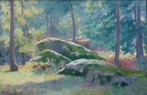 Fontainebleau 1895