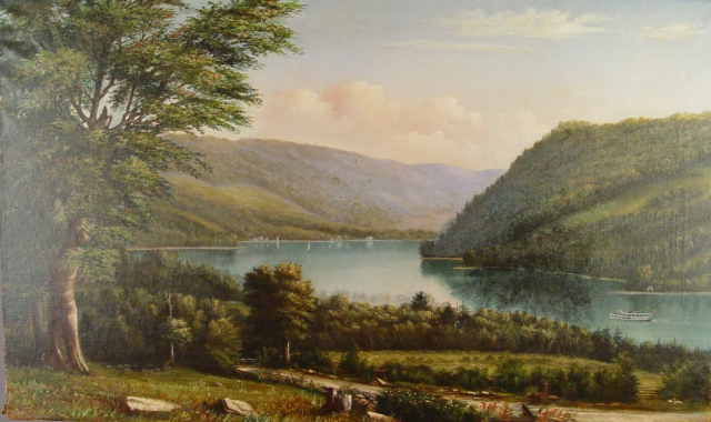 Head of the Lake from Spafford by NSB